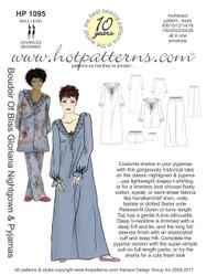 HP 1095 Boudoir Of Bliss Gloriana Nightgown & Pyjamas
