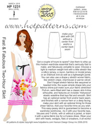 HP 1231 Fast & Fabulous Two-Hour Skirt