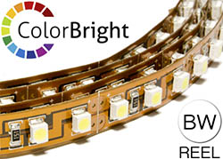 colorbright bright white led strip light