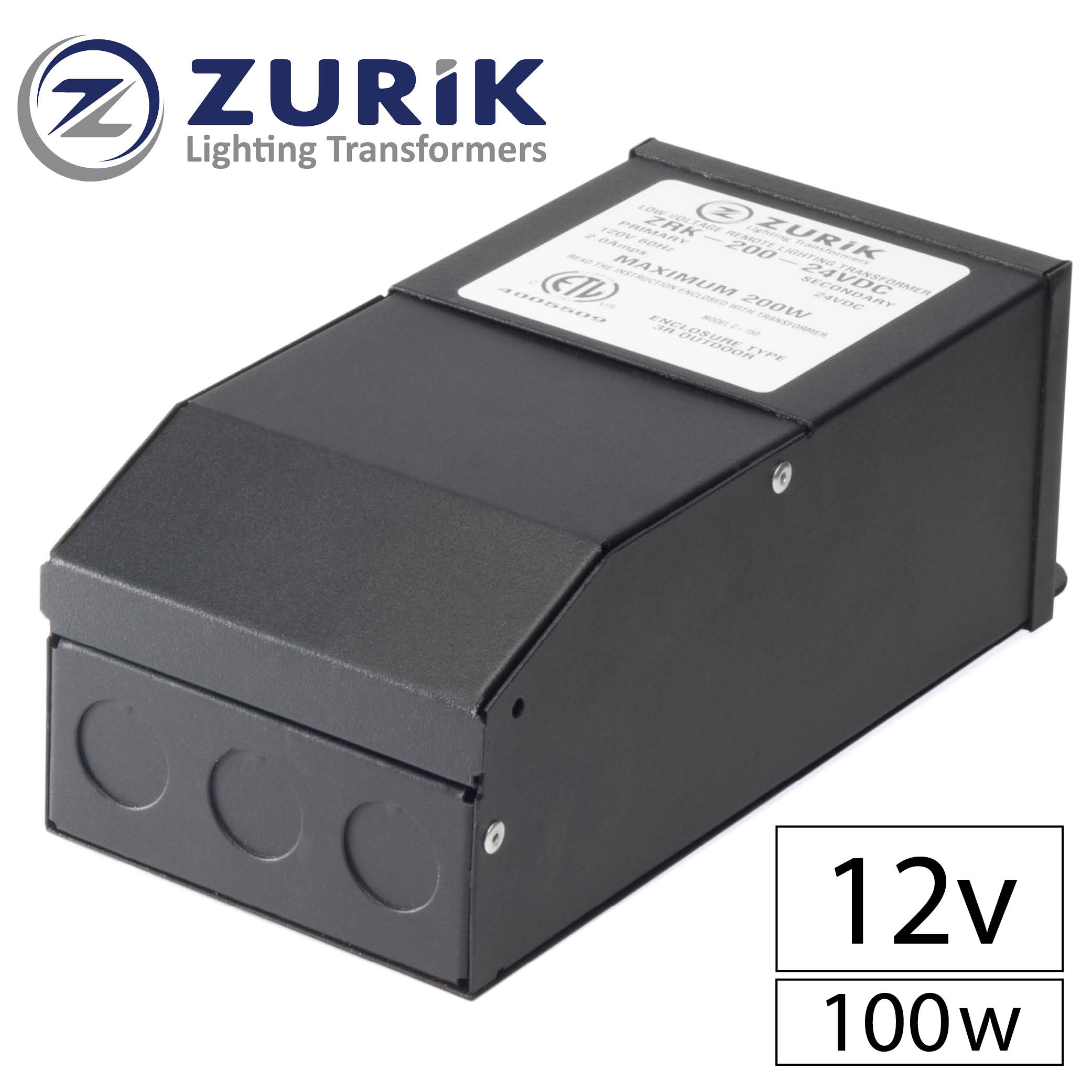 Zurik Dimmable LED driver