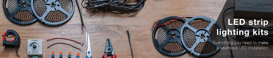 Flexfire LEDs Custom LED Strip Lighting Kits