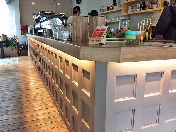 under counter warm white led strip light