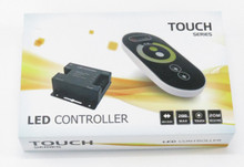 Touch RF Controller for Hybrid Warm White/Bright White Strip Light