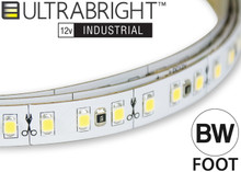 Brightest flexible led strip lights - bright white Industrial Series