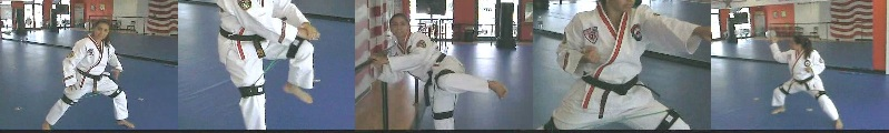 Improve Martial Arts Performance with Kinetic Bands