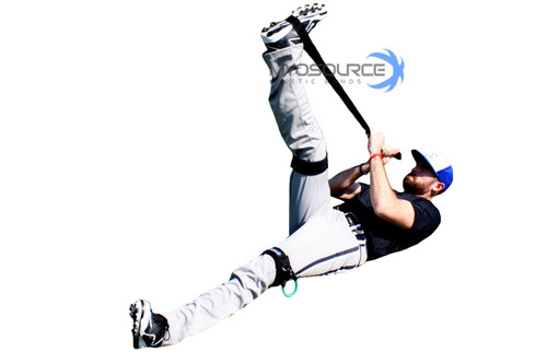 Baseball Hamstring Stretch Athletic Stretching Strap