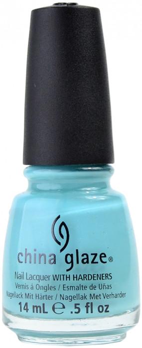 China Glaze For Audrey nail polish