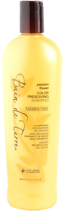 Bain de Terre Passion Flower Colour Preserving Shampoo (13