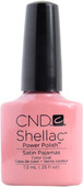 CND Shellac Satin Pajamas (UV Polish)