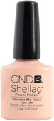 CND Shellac Powder My Nose (UV Polish)