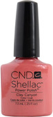 CND Shellac Clay Canyon (UV Polish)