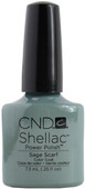 CND Shellac Sage Scarf (UV Polish)