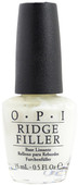 OPI Ridge Filler Basecoat (0.5 fl. oz. / 15 mL)