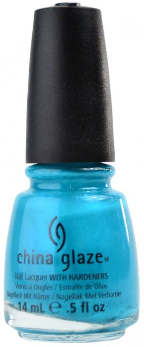 ... Glaze Turned Up Turquoise (Neon), Free Shipping at Nail Polish Canada