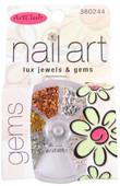 "Lux Jewels & Gems 2"" Wheel by Art Club"