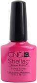 CND Shellac Sultry Sunset (UV Polish)