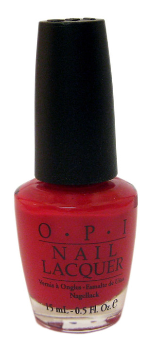 OPI Dutch Tulips nail polish
