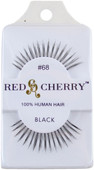#68 Red Cherry Lashes (Ships Free, No Minimum)