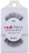 #82 Red Cherry Lashes (Ships Free, No Minimum)