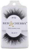 #102 Red Cherry Lashes (Ships Free, No Minimum)