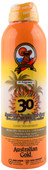 Australian Gold Clear Sunscreen Continuous Spray SPF 30 (6 fl. oz. / 177 mL)