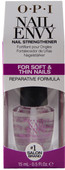 OPI Nail Envy Nail Strengthener For Soft & Thin Nails (0.5 fl. oz. / 15 mL)