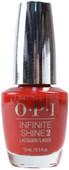 OPI Infinite Shine Relentless Ruby (Week Long Wear)