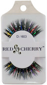 Red Cherry Lashes #D/603 Red Cherry Lashes