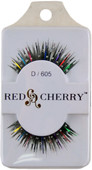 Red Cherry Lashes #D/605 Red Cherry Lashes