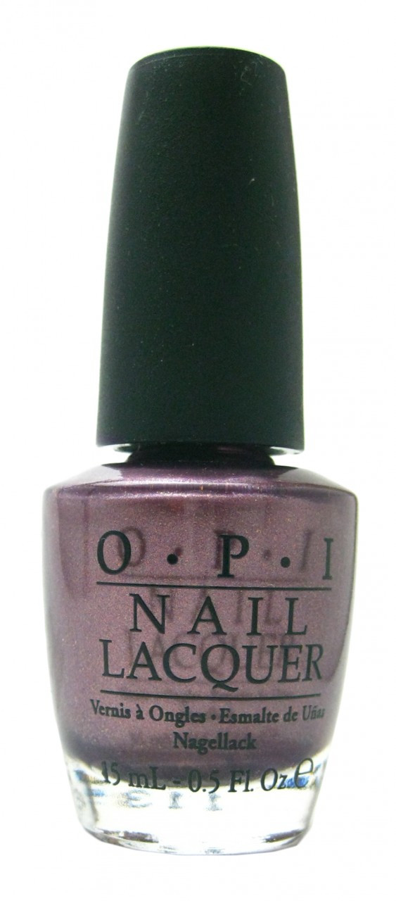 OPI Meet Me On The Star Ferry nail polishOpi Meet Me On The Star Ferry