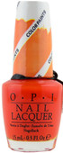 OPI Chromatic Orange Color Paint (Blendable)