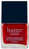 Butter London Her Majesty's Red Patent Shine 10X (Week Long Wear)