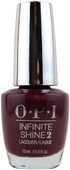 OPI Infinite Shine Stick To Your Burgundies (Week Long Wear)