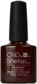 CND Shellac Oxblood (UV / LED Polish)