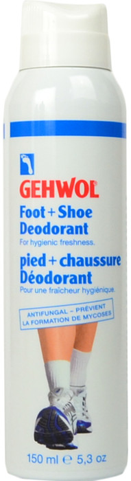 Gehwol Foot + Shoe Deodorant (5.3 oz. / 150 mL)