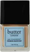 Butter London Nail Foundation Priming Basecoat (0.4 fl. oz. / 11 mL)