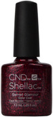 CND Shellac Garnet Glamour (UV / LED Polish)
