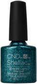 CND Shellac Emerald Lights (UV / LED Polish)