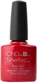 CND Shellac Ruby Ritz (UV / LED Polish)