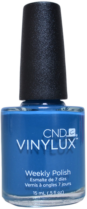 CND Vinylux Splash Of Teal (Week Long Wear)