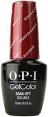 OPI Gelcolor Bogota Blackberry (UV / LED Polish)