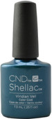 CND Shellac Viridian Veil (UV / LED Polish)
