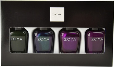 Zoya 4 pc All Spruced Up Set