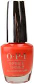 OPI Infinite Shine A Red-Vival City (Week Long Wear)