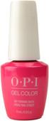 OPI GelColor No Turning Back From Pink Street (UV / LED Polish)