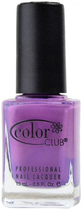 Color Club Lavendarling nail polish