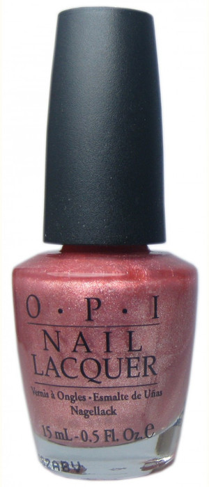 OPI Cozu-Melted In The Sun nail polish