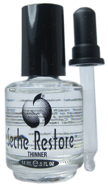 Seche Restore Thinner (0.5 fl. oz / 14 mL) by Seche Vite