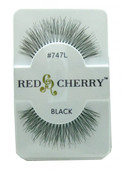 Red Cherry Lashes # 747L Red Cherry Lashes (Black)