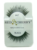Red Cherry Lashes # 47 Red Cherry Lashes (Black)